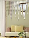 Former Väggklistermärken Väggklistermärke i spegelstil Dekrativa Väggstickers Material Kan ompositioneras Hem-dekoration vägg~~POS=TRUNC