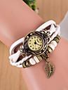 Wanbao kvinnors alla matchande vintage ledighet hängsmycke watch