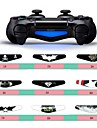 B-Skin svalt ljus bar klistermärke för PS4 styrenhet för Dualshock 4
