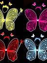 fjäril fairy vingar och trollspö kids festival tillbehör