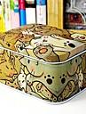1 Piesă/Set Favor Holder-În Formă de Cub Fier (placat cu nichel) Cutii și Sticle de Savoare Cutii de Cadouri