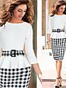 moda verificare ocazional rochie despicare Monta femei