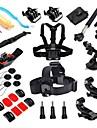 Accessoires pour GoPro, Monopied Trépied Sacs Vis Flotteur Grande Fixation Ventouse Caméra Sportive Avec Bretelles Poignées Fixation Pour-