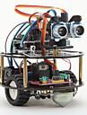 funduino petite tortue smart + smart kit d'apprentissage de voiture pour Arduino