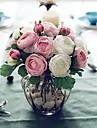 Gren Silke Roser Bordsblomma Konstgjorda blommor 30(11.81'')