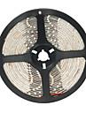 5m 300x3528 smd varmvitt ljus LED lysrör (12V)
