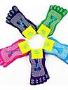 Yoga Chaussettes Anti dérapage Extensible Vêtements de sport Femme Yoga