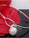 Armband ( Mässing/Silver/Platinum Pläterad Söt stil