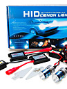 12V 55W H1 AC HID Xenon ombyggnadssats 6000K