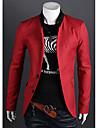 MEN - Costume & Blazere ( Amestec Bumbac ) Informal Decolteu În V - Mânecă Lungă