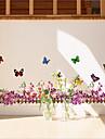 Animale Botanic Cuvinte & Citate Romantic Natură moartă Modă Florale Peisaj Perete Postituri Autocolante perete planeAutocolante de
