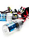 Ampoules H7 12V 35W Xenon Hid remplacement légères 5000k
