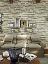 Géométrique Fond d'écran pour la maison Contemporain Revêtement , PVC/Vinyl Matériel adhésif requis fond d'écran , Couvre Mur Chambre