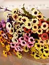 Gren Silke Plast Krysantemum Bordsblomma Konstgjorda blommor #(28*10*10 cm(11*3.9*3.9 in))