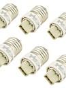 youoklight® 6pcs e27 à G9 conduit convertisseur de l'adaptateur de l'ampoule (AC6V-265v)