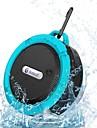 Trådlösa Bluetooth-högtalare 2.1 CH Bärbar Utomhus Vattentät Mini Bult-mikrofon