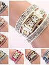 Ceas de mână - de Pentru femei - Brățări - Analog - Quartz