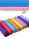 extra tjock halksäker miljövänliga PVC yoga pilates matta (8mm)