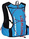 10 L Backpacker-ryggsäckar Cykling Ryggsäck Gympa Väska / YogaväskaCamping Fiske Klättring Fitness Simmning Fritid Sport Basket Fotboll
