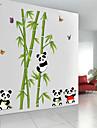 Animaux Stickers muraux Stickers avion Stickers muraux décoratifs,PVC Matériel Amovible Décoration d'intérieur Wall Decal