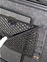 coffre de voiture bande velcro sac en filet, les filets de Magic Tape, camion nette, nette élingue, chaîne sac rangement sac de rangement