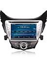 cusp® 8 pouces lecteur DVD de voiture 2DIN pour Hyundai Elantra / Avante / i35 2011 à 2013 GPS de soutien, bt, RDS, jeu, ipod