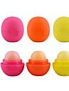 Ballon rond lèvre baume hydratant sphère lèvre baume à lèvres rouge à lèvres pommade l'embellir de 3gs