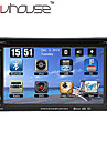 6.2-inch 2 Din TFT Screen In-Dash Car DVD Player With Navigation-Ready GPS,RDS,Bluetooth,TV,iPod-Input