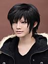angelaicos män durarara drrr Izaya Orihara pojke kort svart lager halloween kostym harajuku anime cosplay part peruker