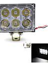 LED - Dimljus/Varselljus/Läslampa/Backljus/Inspektion lampa/Arbetsljus ( 6000K , Bimbar/Spotlight/Dekorativ/Vattentät/Rostfri/Vindtät ) -