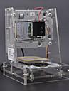 neje 250mW mini DIY rött lasergravyr maskin bild logo cnc laserskrivare