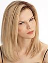 heta modeller i Europa och Amerika guld blandar hög kvalitet syntetiskt hår peruk