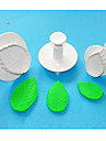 Moule de Cuisson Pour Gâteau Pour pain For Chocolate Plastique Ecologique Haute qualité 3D