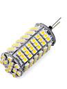 12W G4 LED-lampa T 120 SMD 3528 1200 lm Varmvit / Kallvit DC 12 V 1 st