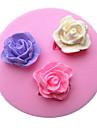 mini blomma silikon fondant tårta formar choklad mögel för köket bakning sugarcraft dekoration verktyg