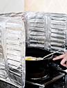 bucătărie rezistente apă aluminiu ulei de gătit folie de șicane ulei de separare 38x78cm hârtie