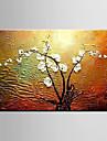 Peint à la main Paysage Nature morte A fleurs/BotaniqueModerne Un Panneau Toile Peinture à l'huile Hang-peint For Décoration d'intérieur