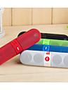 Trådlösa Bluetooth-högtalare 2.0 CH Bärbar / Utomhus / Stereo / support FM / Support Minneskort / Support USB-disk