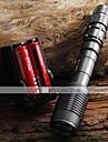 Lampes Torches LED / Lampes de poche LED 5 Mode 2000 Lumens Faisceau Ajustable / Zoomable Cree XM-L T6 18650Camping/Randonnée/Spéléologie