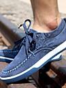 Chaussures Hommes - Décontracté - Bleu / Gris - Toile de jean - Baskets à la Mode