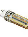 4W G9 LED-lampa T 104 SMD 3014 350 lm Varmvit AC 220-240 V 1 st