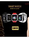 GM08 - Smarta tillbehör - Smart Watch - Bluetooth 4.0 -  Handsfreesamtal/Mediakontroll/Meddelandekontroll/Kamerakontroll - till