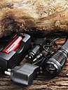 Lampes Torches LED / Lampes de poche LED 5 Mode 1800/2000/2200 Lumens Cree XM-L T6 18650 -Camping/Randonnée/Spéléologie / Usage quotidien
