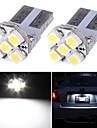 LED - Instrumentljus/Sidoljus/Blinkerljus/Bromsljus/Backljus Bilar/SUV