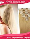 ali drottning hårprodukter klipp i huamn hårförlängning raka 7st 70g 20 färger gratis shippingwith dhl