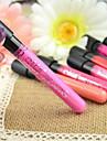 rouge à lèvres mat brillant brillant à lèvres de velours à lèvres de rouge à lèvres imperméable couleur rouge cerise vitalité sta (8