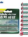 rakkniv Gillette vektor plus - 8 patroner