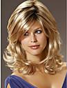 capless longues de haute qualité mono top perruques de cheveux humains 7 couleurs à choisir