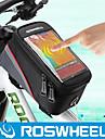 ROSWHEEL® cykel~~POS=TRUNC 1.8LVäska till cykelramen / Mobilväska Multifunktionell / Touch Screen Cykelväska Tactel / PVC / 600D Polyester