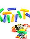 cuisine alimentaire sac de rangement clips d'étanchéité au lave-vaisselle (6 pièces)